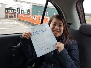 Automatic driving lessons Chiswick