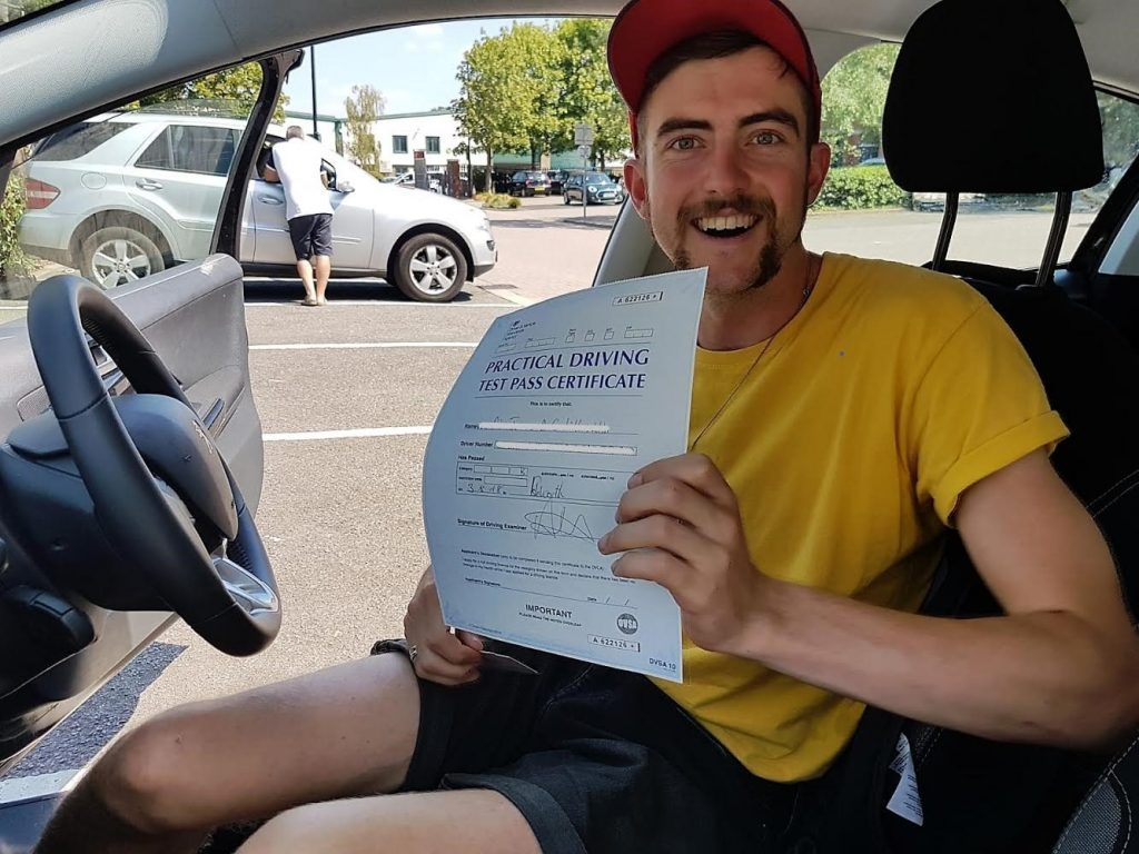 Automatic Driving Lessons Greenford